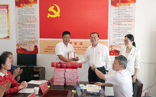 国寿河南省分公司充分发挥保险优势多措并举助力脱贫攻坚