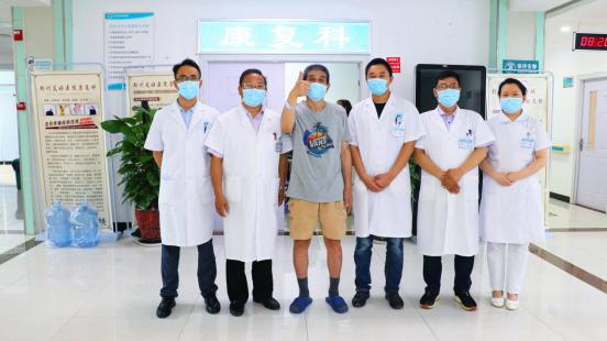 """北京疑难骨病患者千里寻""""豫医"""",只为保守康复1414.png"""
